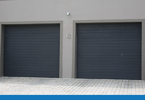 Fibreglass Garage Door